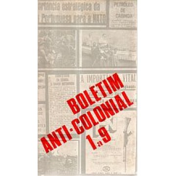 BOLETIM - ANTI - COLONIAL 1 A 9