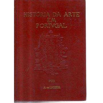 LACERDA (AARÃO DE) - HISTÓRIA DA ARTE EM PORTUGAL.
