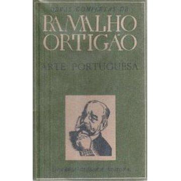 ORTIGÃO (RAMALHO) - ARTE PORTUGUESA.