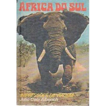 ALBERICH (JULIO COLA) - ÁFRICA DO SUL.
