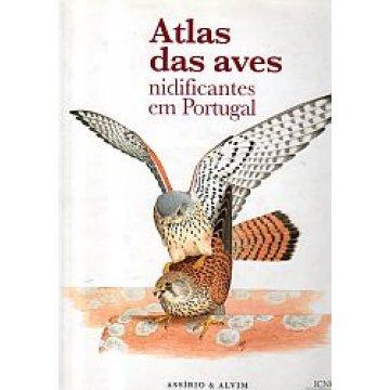 ATLAS DAS AVES. - NIDIFICANTES EM PORTUGAL (1999-2005)