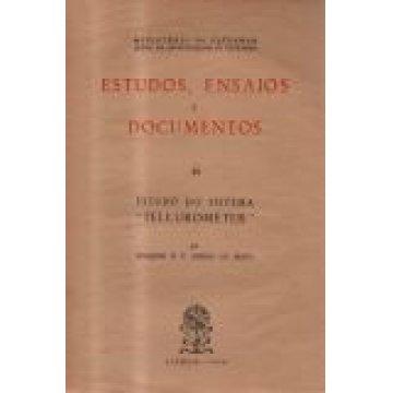 BRITO (JOAQUIM B. V. SOEIRO DE) - ESTUDO DO SISTEMA