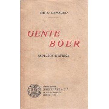 CAMACHO (BRITO) - GENTE BÓER.