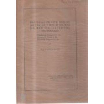 CASTEL-BRANCO (A. J. F. ) - DESCRIÇÃO DE TRÊS ESPÉCIES NOVAS DE COCHONILHAS DA ÁFRICA ORIENTAL PORTUGUESA.