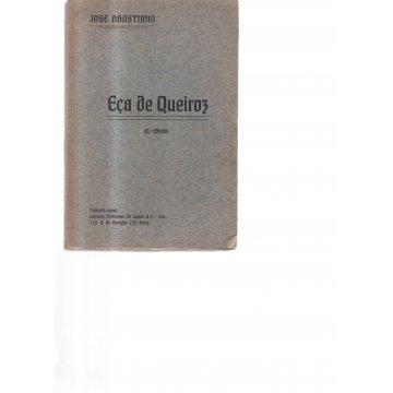 AGOSTINHO (JOSÉ) - EÇA DE QUEIROZ.