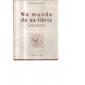 MALPIQUE (CRUZ) - NO MUNDO DO EX-LIBRIS.