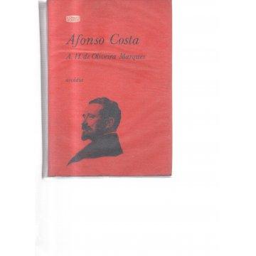MARQUES (A. H. DE OLIVEIRA) - AFONSO COSTA.