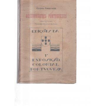 PRESTAGE (EDGAR) - DESCOBRIDORES PORTUGUESES.