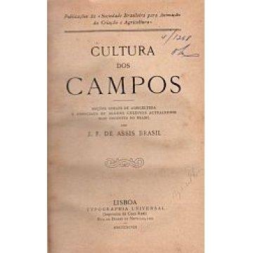 BRASIL (J. F. DE ASSIS ) - CULTURA DOS CAMPOS.
