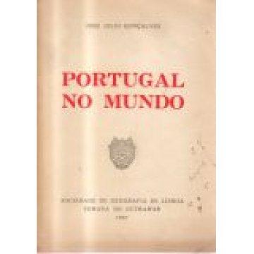 GONÇALVES (JOSÉ JÚLIO) - PORTUGAL NO MUNDO