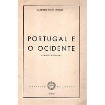 JÚNIOR (ALFREDO DIOGO) - PORTUGAL E O OCIDENTE.