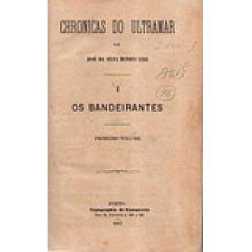 LEAL (JOSÉ DA SILVA MENDES) - CHRONICAS DO ULTRAMAR.