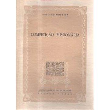 MOREIRA (ADRIANO) - COMPETIÇÃO MISSIONÁRIA
