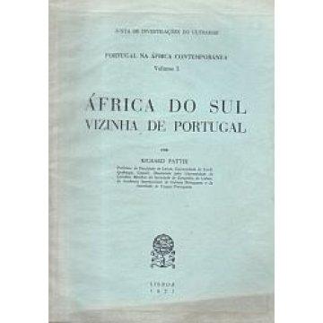 PATTEE (RICHARD) - ÁFRICA DO SUL . VIZINHA DE PORTUGAL.
