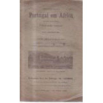 PORTUGAL EM ÁFRICA - REVISTA SCIENTIFICA- PUBLICAÇÃO MENSAL
