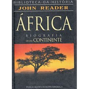 READER (JOHN) - ÁFRICA.
