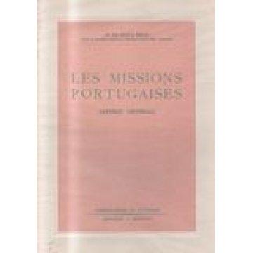REGO (A. DA SILVA) - LES MISSIONS PORTUGAISES