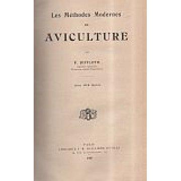 DIFFLOTH (P.) - LES MÉTHODES MODERNES EN AVICULTURE