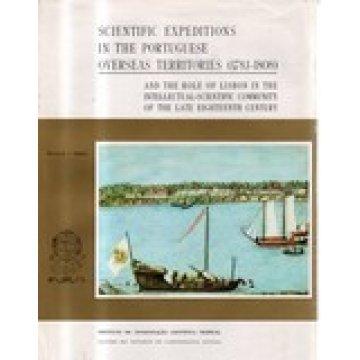 SIMON (WILLIAM J.) - SCIENTIFIC EXPEDITIONS IN THE PORTUGUESE OVERSEAS TERRITORIES (1783.1808)