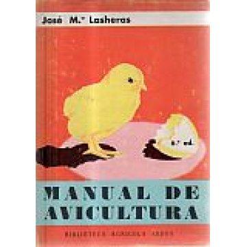ESTEBAN (JOSÉ MARIA LASHERAS) - MANUAL DE AVICULTURA