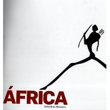 MONTEIRO (SOFIA BRÁS) - ÁFRICA.- ALBUM DE FOTOGRAFIAS