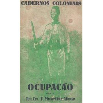AFONSO (F. MARCELINO) - OCUPAÇÃO.- ANGOLA