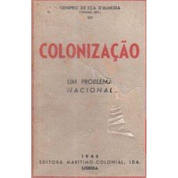 ALMEIDA (GENIPRO DE EÇA D´) - COLONIZAÇÃO.