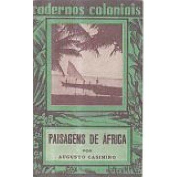 CASIMIRO (AUGUSTO) - PAISAGENS DE ÁFRICA