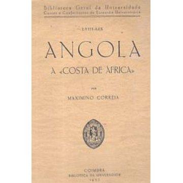 CORREIA (MAXIMINO) - ANGOLA.