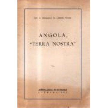 FIALHO (D. MADALENA DA CÂMARA)DRª - ANGOLA, TERRA NOSTRA