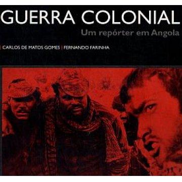 GOMES (C. MATOS) E FARINHA (FERNANDO) - GUERRA COLONIAL.