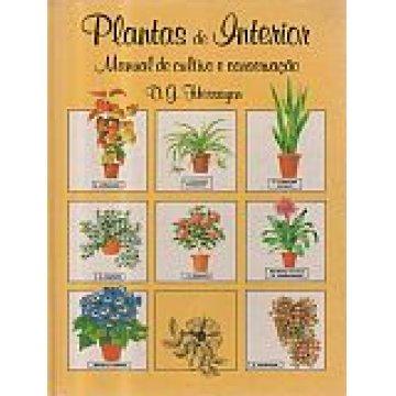 HESSAYON (D. G.) - PLANTAS DE INTERIOR.