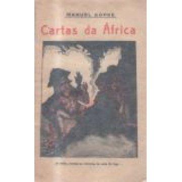 KOPKE (MANUEL) - CARTAS DE ÁFRICA.
