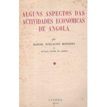 MONTEIRO (MANUEL GONÇALVES) - ANGOLA. (PALESTRA)