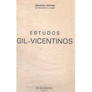 PESTANA (SEBASTIÃO) - ESTUDOS GIL-VICENTINOS.