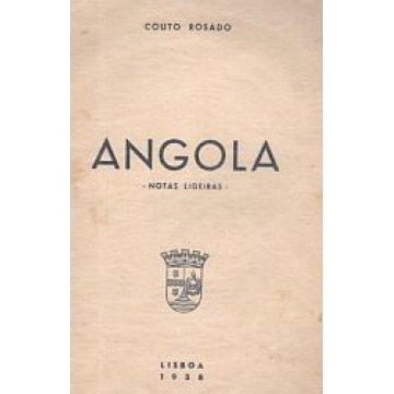 ROSADO (COUTO) - ANGOLA.
