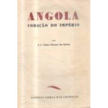 SANTOS (A. C. VALDEZ THOMAZ) - ANGOLA - CORAÇÃO DO IMPÉRIO