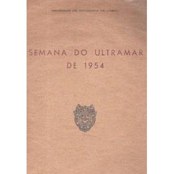 SEMANA DO - ULTRAMAR DE 1954.