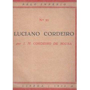 SOUSA (J.M.CORDEIRO DE) - LUCIANO CORDEIRO.