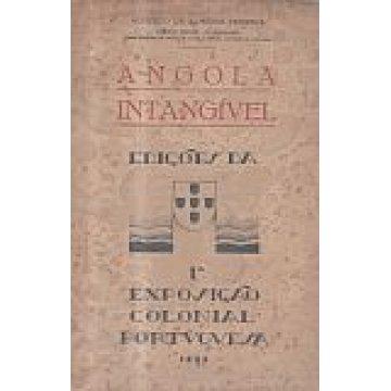 TEIXEIRA (ALBERTO DE ALMEIDA) - ANGOLA INTANGÍVLE.