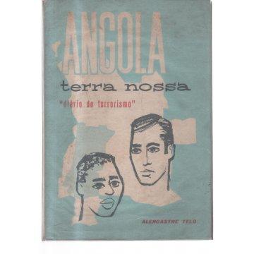 TELO (ALENCASTRE) - ANGOLA- TERRA NOSSA.
