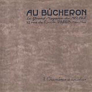 AU BUCHERON - LE GRAND MAGARIN DU MEUBLE (MOBILIÁRIO)