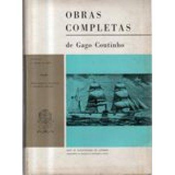 COUTINHO (GAGO) - OBRAS COMPLETAS EDITADAS POR A. TEIXEIRA DA MOTA
