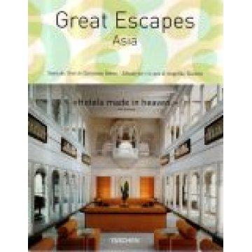 GREAT ESCAPES - ÁSIA - TEXTOS DE CHRISTIANE REITER-EDITADO POR ANGELIKA TASCHEN
