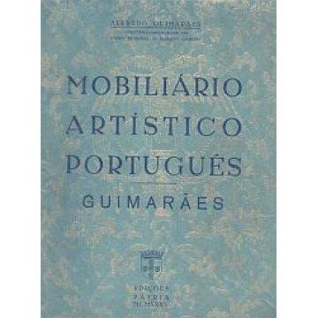 GUIMARÃES (ALFREDO) - MOBILIÁRIO ARTÍSTICO PORTUGUÊS.