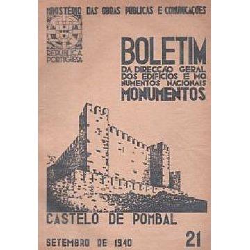 BOLETIM DA D.G.E.M.N. Nº 21 - CASTELO DE POMBAL