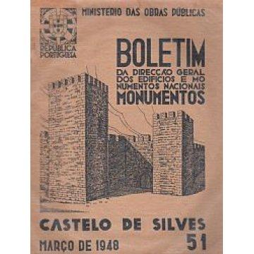 BOLETIM DA D.G.E.M.N. Nº 51 - CASTELO DE SILVES
