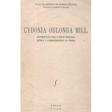 POLÓNIA (JOAQUIM ANTÓNIO DE BARROS) - CYDONIA OBLONGA MILL.