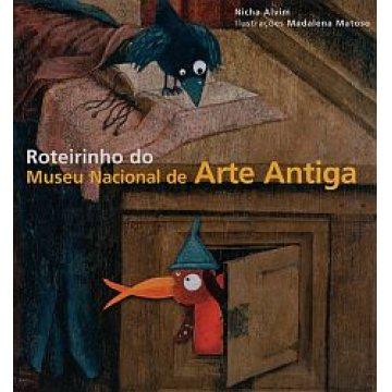 ALVIM (NICHA) - ROTEIRINHO DO MUSEU DE ARTE ANTIGA.