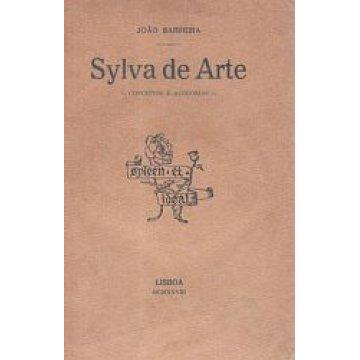 BARREIRA (JOÃO) - SYLVA DE ARTE.